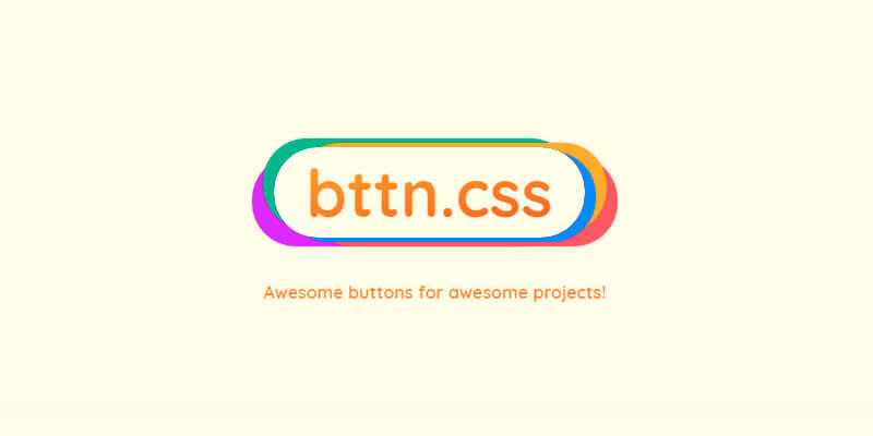 Simple Online CSS Buttons Generator