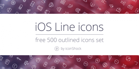ai svg png line ios icons