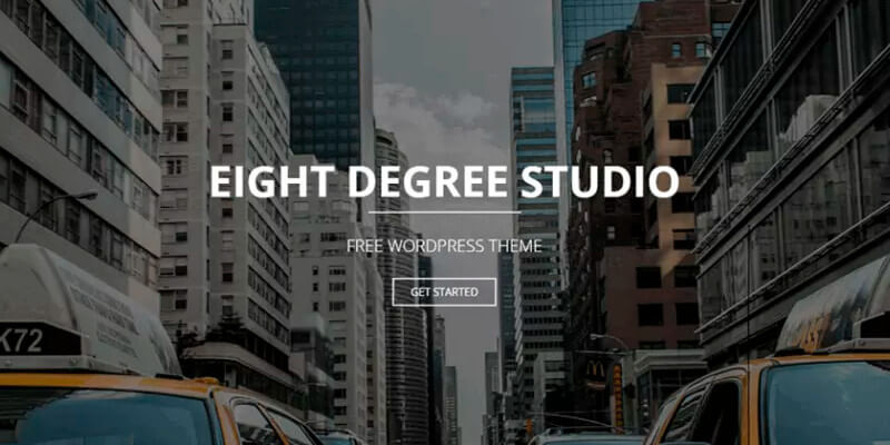 Parallax WordPress Themes | Bypeople
