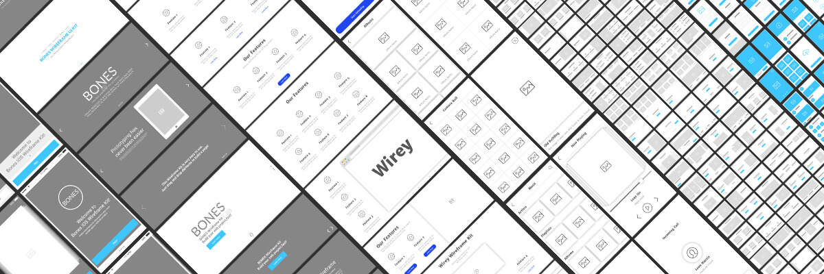 Wireframe Bundle Cover Image