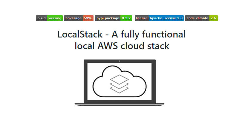 aws local cloud stack