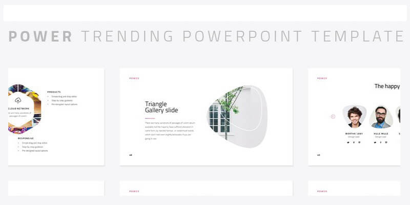 power 120 slides powerpoint template bypeople
