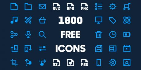 minimal free pixel perfect icons
