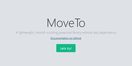 smooth scroll javascript