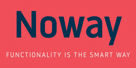 noway font family