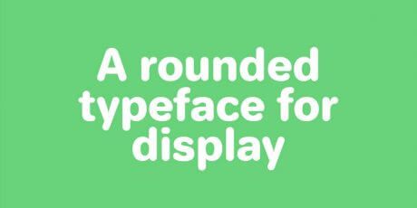 round soft font free