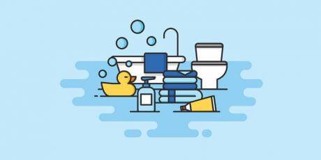 bathroom icons free