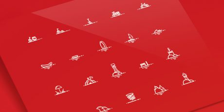 activities icons pack