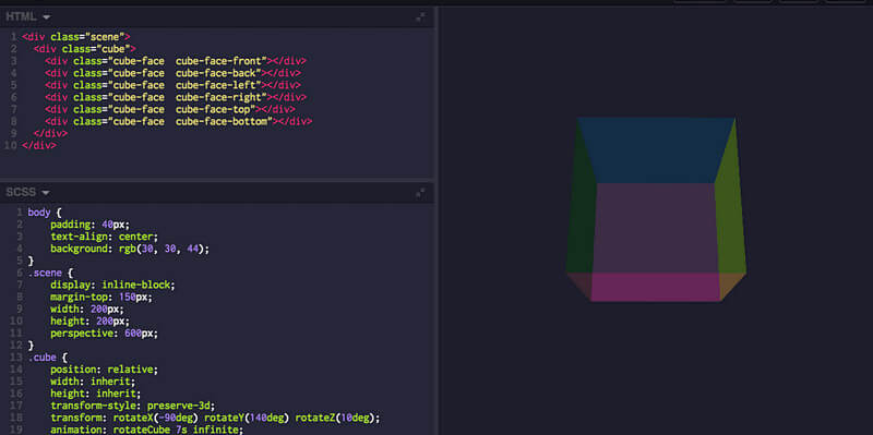 Web Maker: An Open Source CodePen Alternative | Bypeople