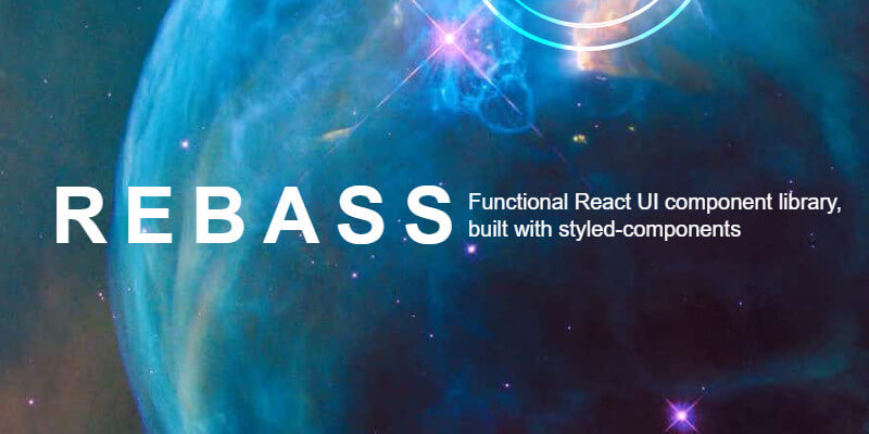 Rebass: React UI Components Library | Bypeople