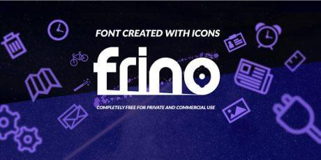 icon font ui pictograms
