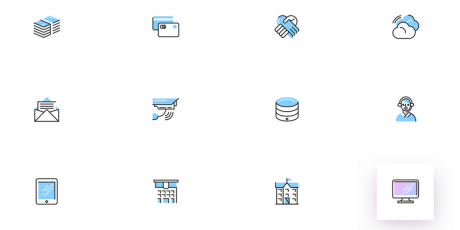 animated icons set