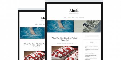 blogger theme modern