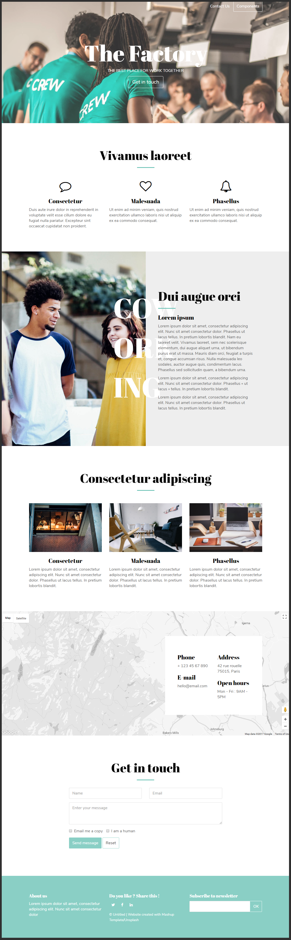 css html startup website template npm html sketch bypeoplebypeople howldb. Black Bedroom Furniture Sets. Home Design Ideas