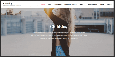 fashion blog magazine wordpress theme