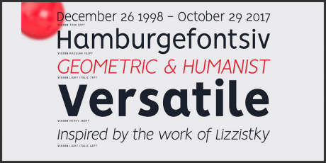 geometric humanist font family