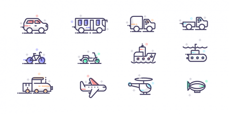 line icon bundle free