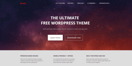 multipurpose wordpress theme free
