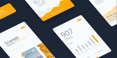 psd sketch ui kit