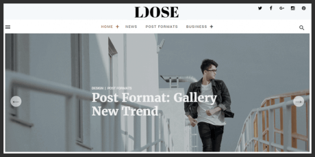 wordpress magazine blog theme