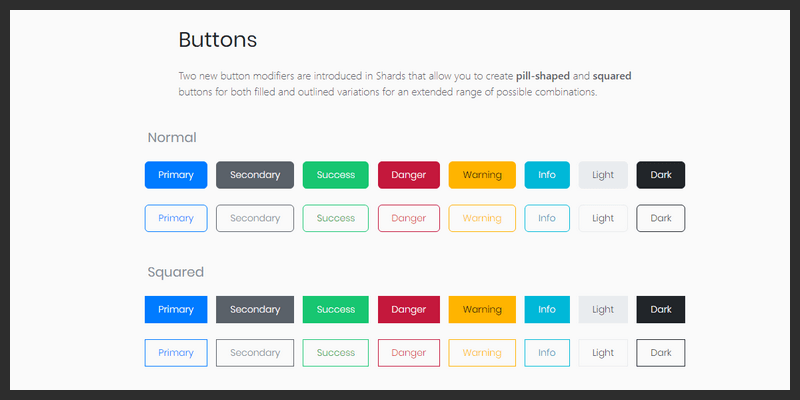 Bootstrap 4 UI Design System | Bypeople