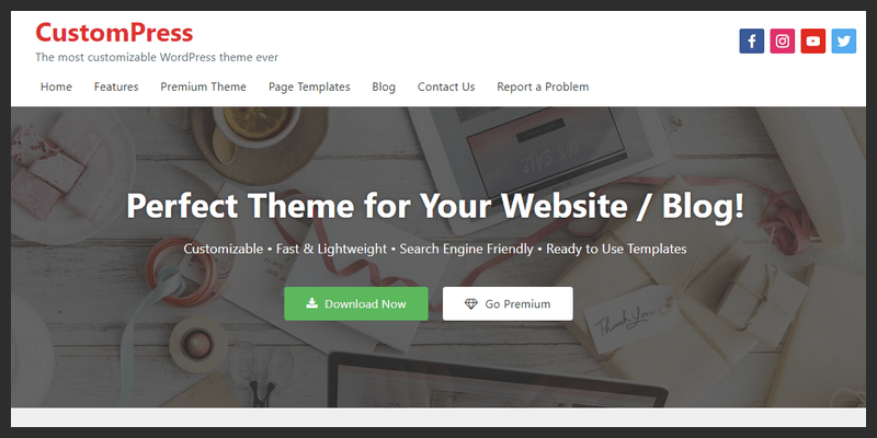 Free Corporate Wordpress Theme | Bypeople