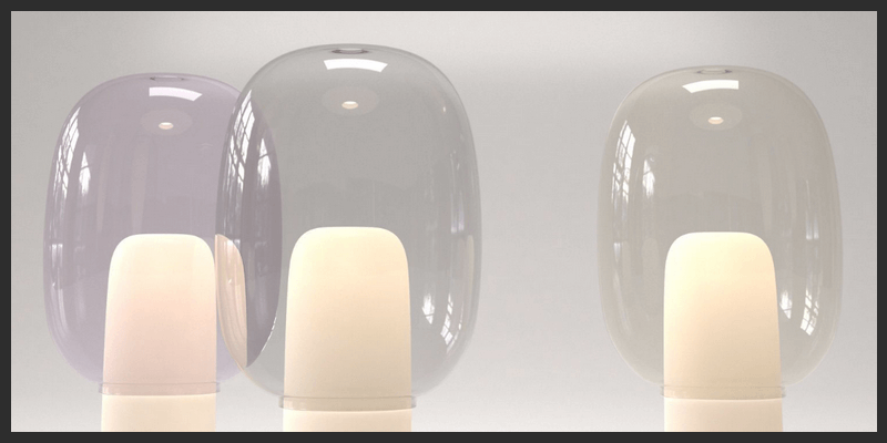 free 3d model table lamp