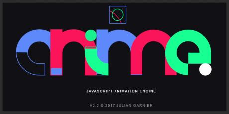 javascript animation engine