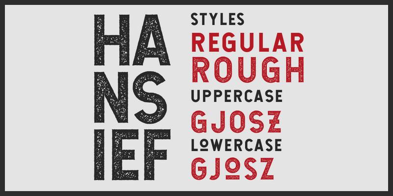 Free Vintage Grunge Typeface