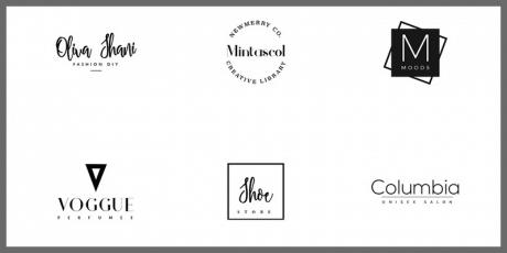 20 free vector logo templates