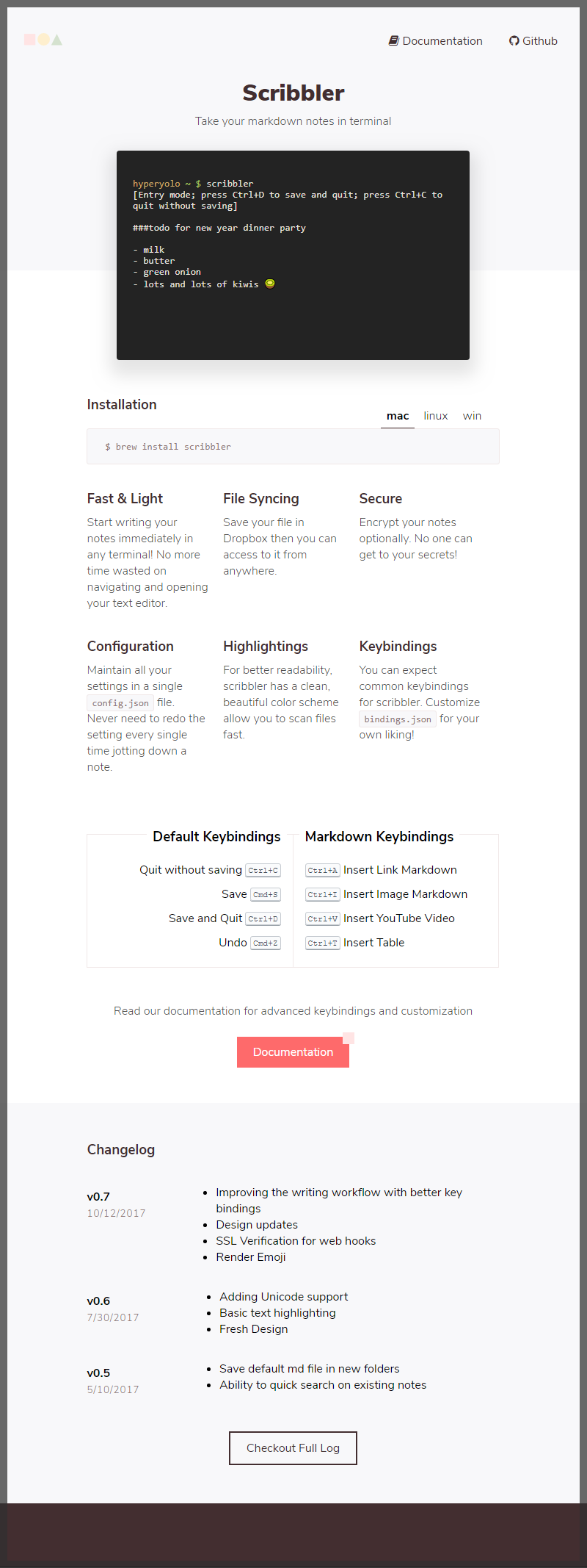 Free Coding Website Template (HTML, Sketch) | Bypeople
