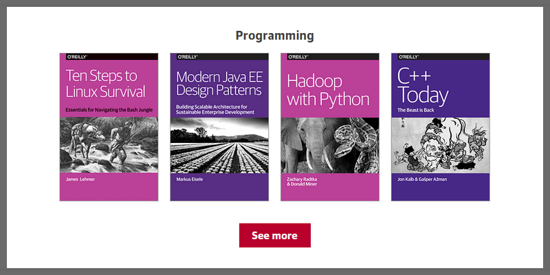 Modern web development book