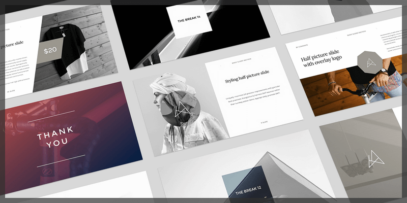 free professional keynote presentation template bypeople