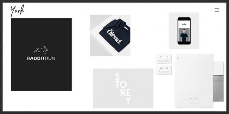 grid based portfolio wordpress theme
