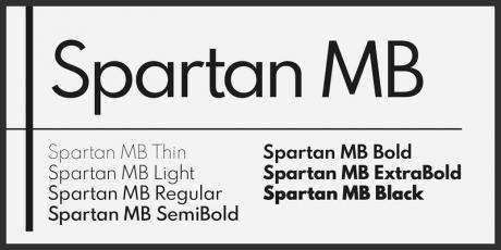 professional multilingual sans serif font