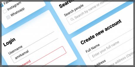 web forms ui creator sketch
