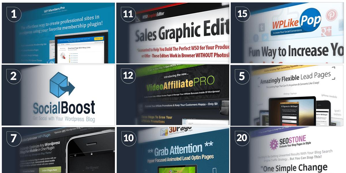 40 Premium WordPress Plugins to Revamp Your Website's SEO & Lead