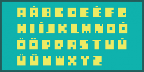 arcade font uppercase free