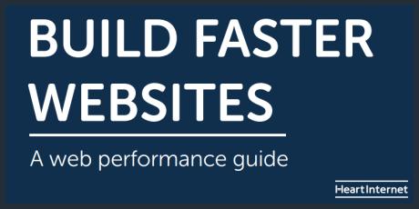 build faster websites ebook