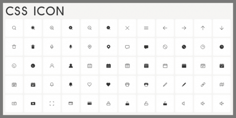 css icons line free 512