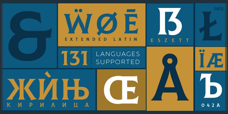 display font free multi language