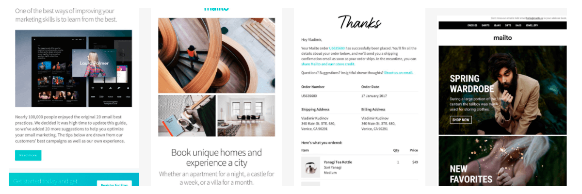 featured img email templates deal neue