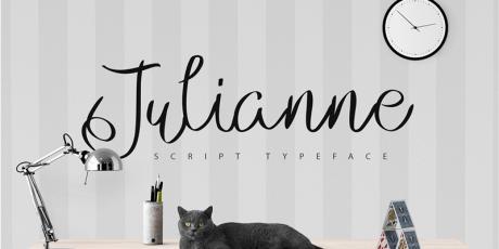 script typeface 2