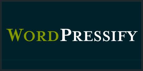 wordpress development workflow open source