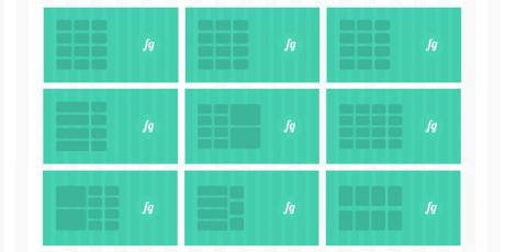 css framework flexible grid