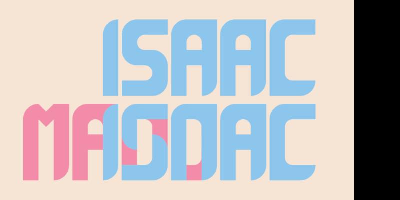 maddac stylish free font