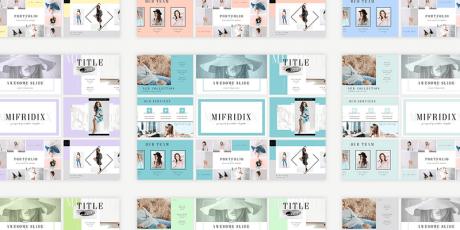 mifridix powerpoint presentation template