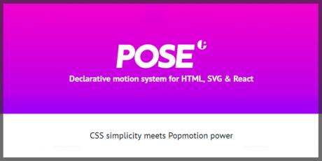 popmotion js motion library