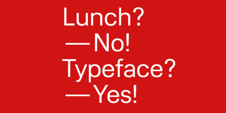 professional sans serif font lunchtype