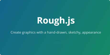 rough js library